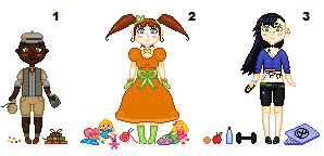Pixel Adopt Auction OPEN POINTS ONLY by Nerdy-pixel-girl