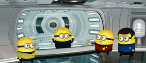 Star Trek Minions by Sabinzie