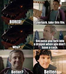 Sherlock Meme