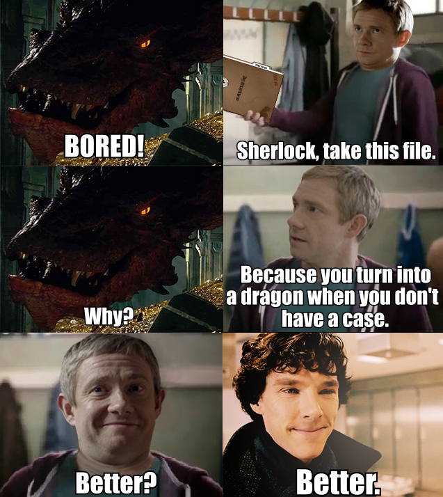 Gallery For > Bbc Sherlock Meme Tumblr Benedict Cumberbatch Fanfiction