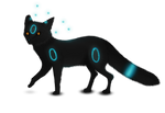 Shiny Umbreon Fox