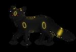 Umbreon Fox