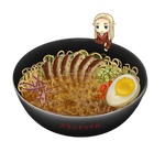 Thranduil's Ramen Bowl