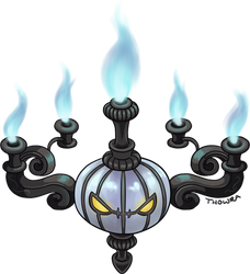 Baroque Chandelure
