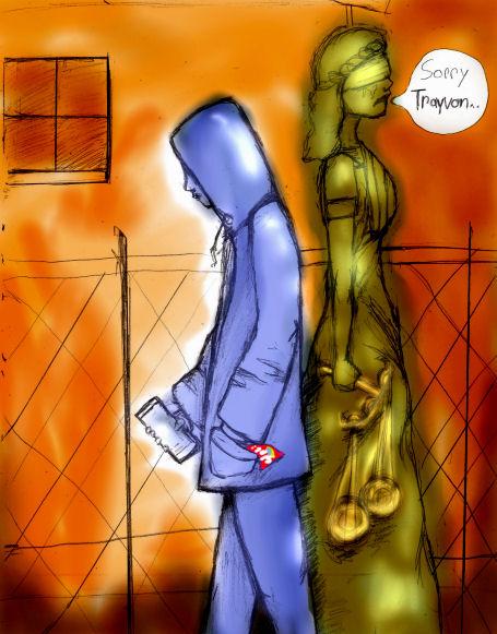 Sorry Trayvon by seadogz