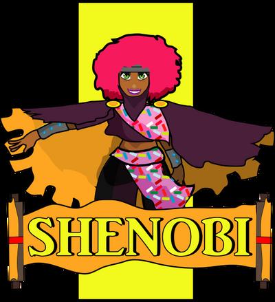 Shenobi by seadogz