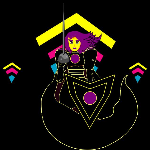 Awesome Knight by seadogz