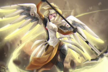 Mercy by Samritaaa