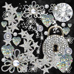 Diamond Birthstone Collection Kit by Tiny Turtle D