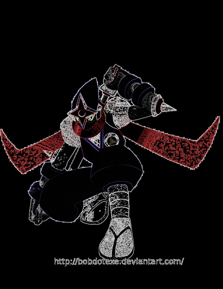 ShadowMan EXE (Dark) by bobdotexe