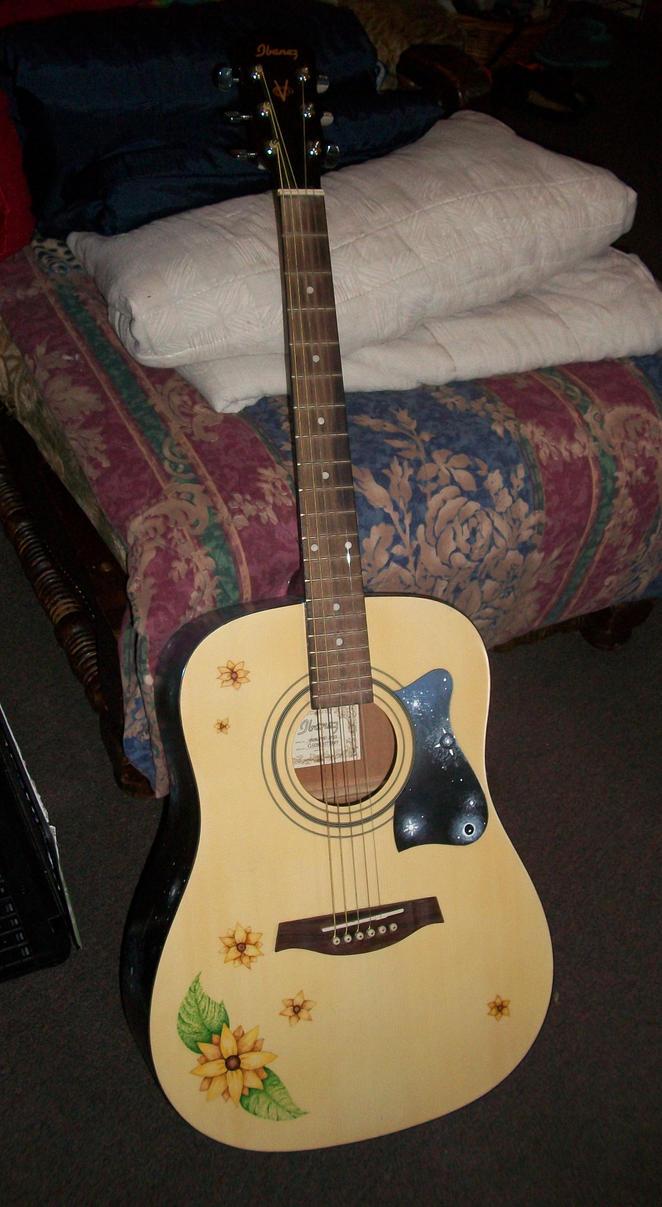 my guitar by bellarose357