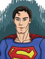 Superman by gaudog