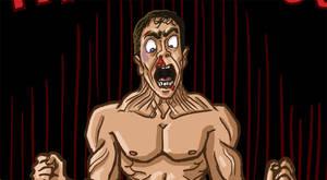 Bloodsport Scream by gaudog