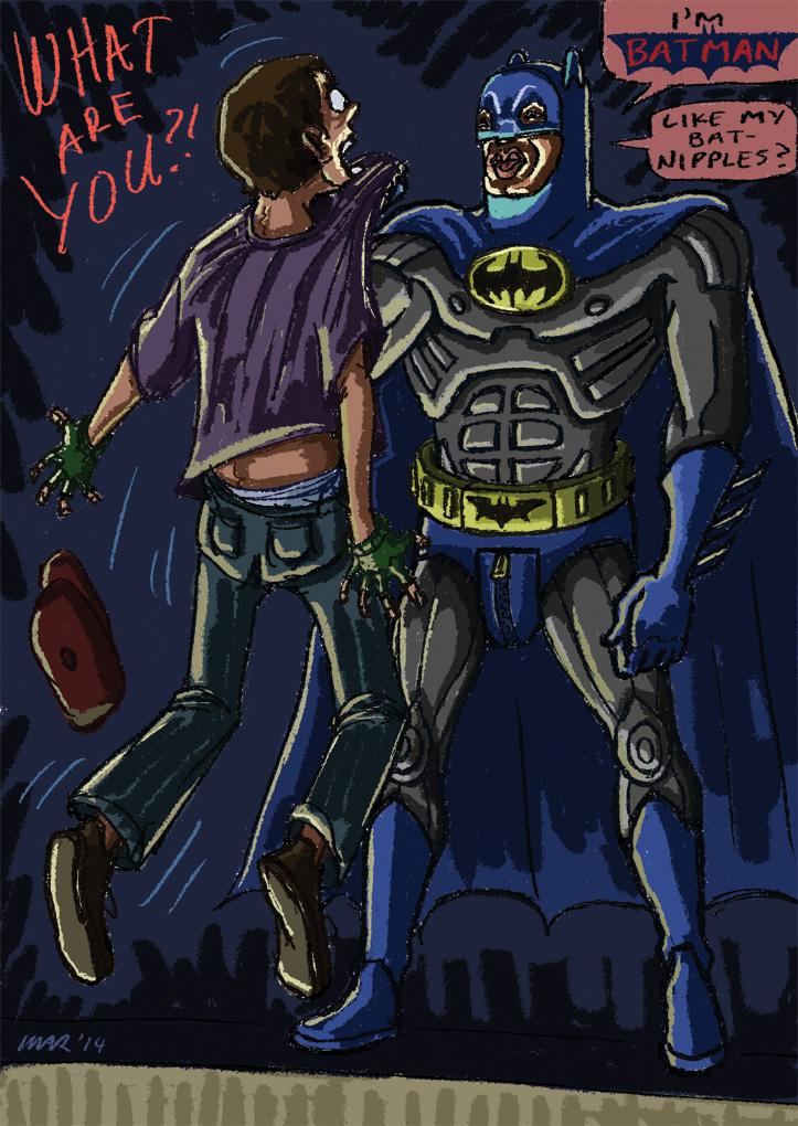 Batman by gaudog