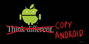 Apple Copies Android