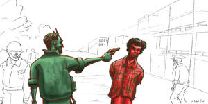 Execution of a Viet Cong Guerrilla 1968 by gaudog