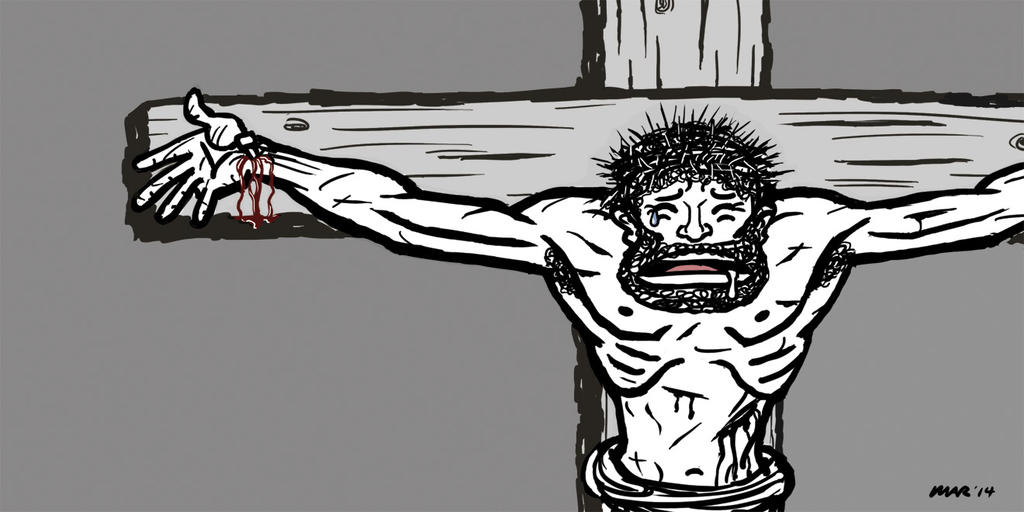 Jesus by gaudog