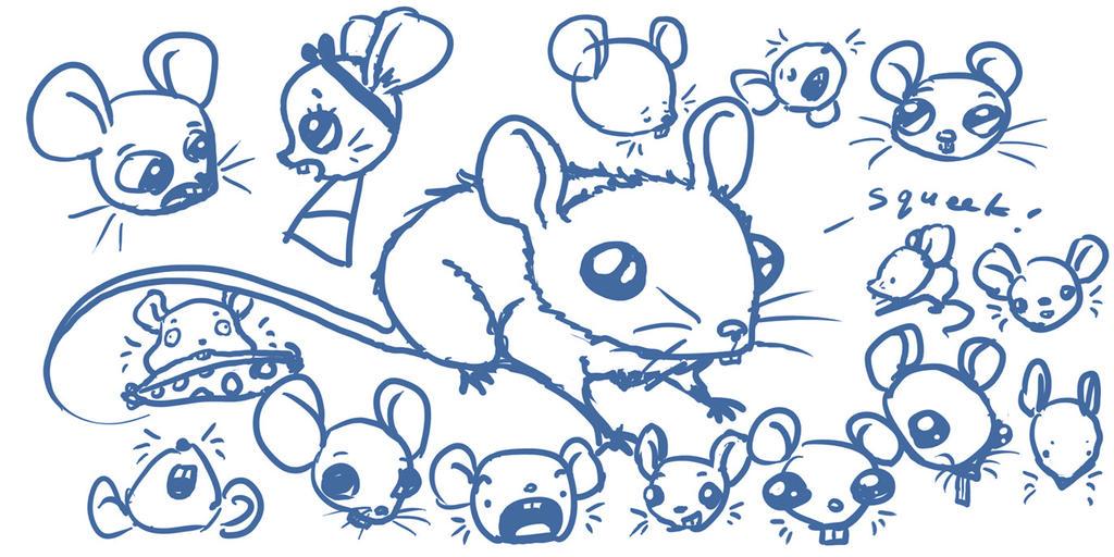 Mice by gaudog
