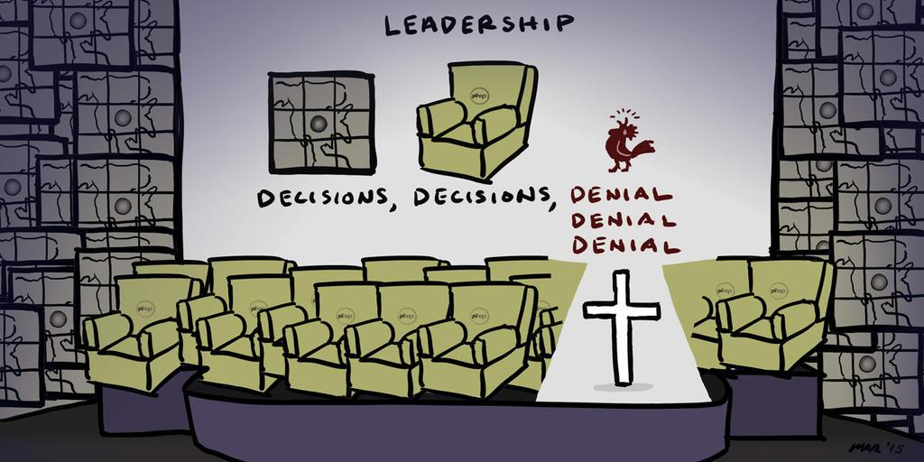 Epicentre Church PIHOP Leaders deny Cross by gaudog