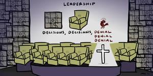 Epicentre Church PIHOP Leaders deny Cross