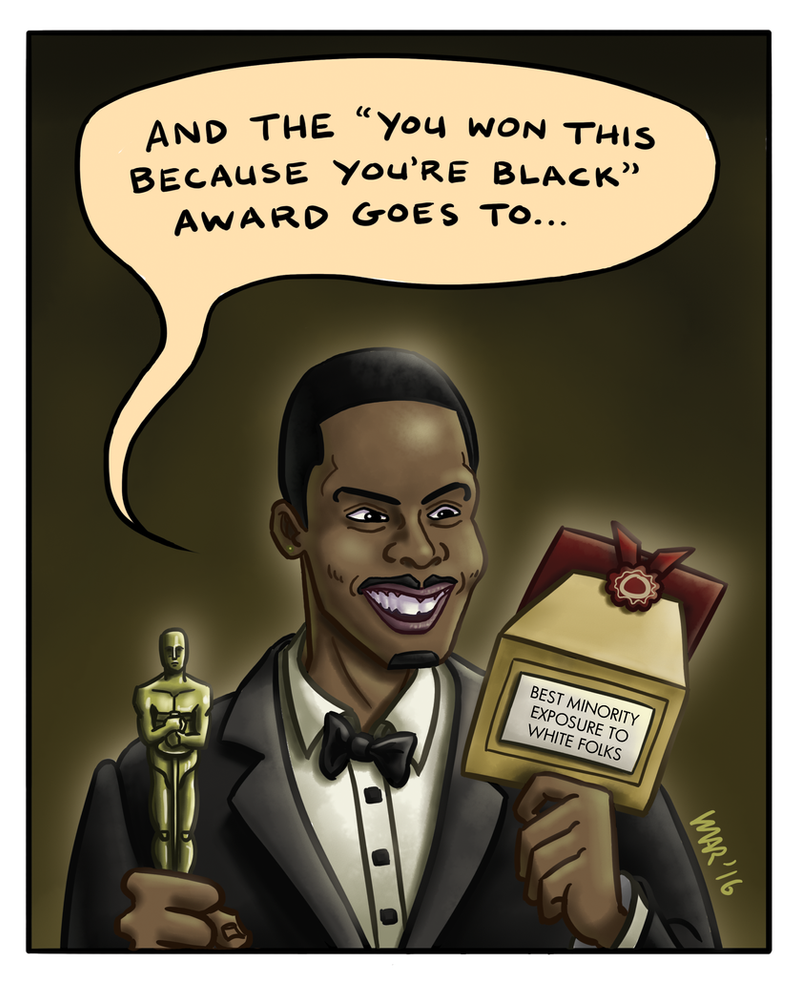 Oscars 2016 by gaudog