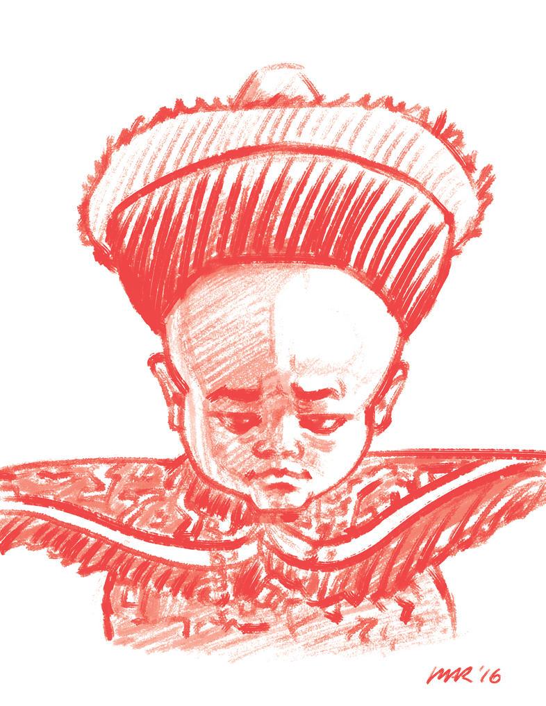 Last Emperor by gaudog