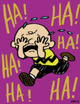 Charlie Brown Crying