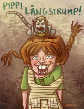 Pippi Langstrump!