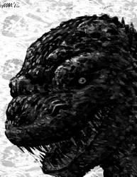 Shin Godzilla by gaudog
