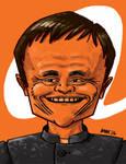 Jack Ma Alibaba by gaudog