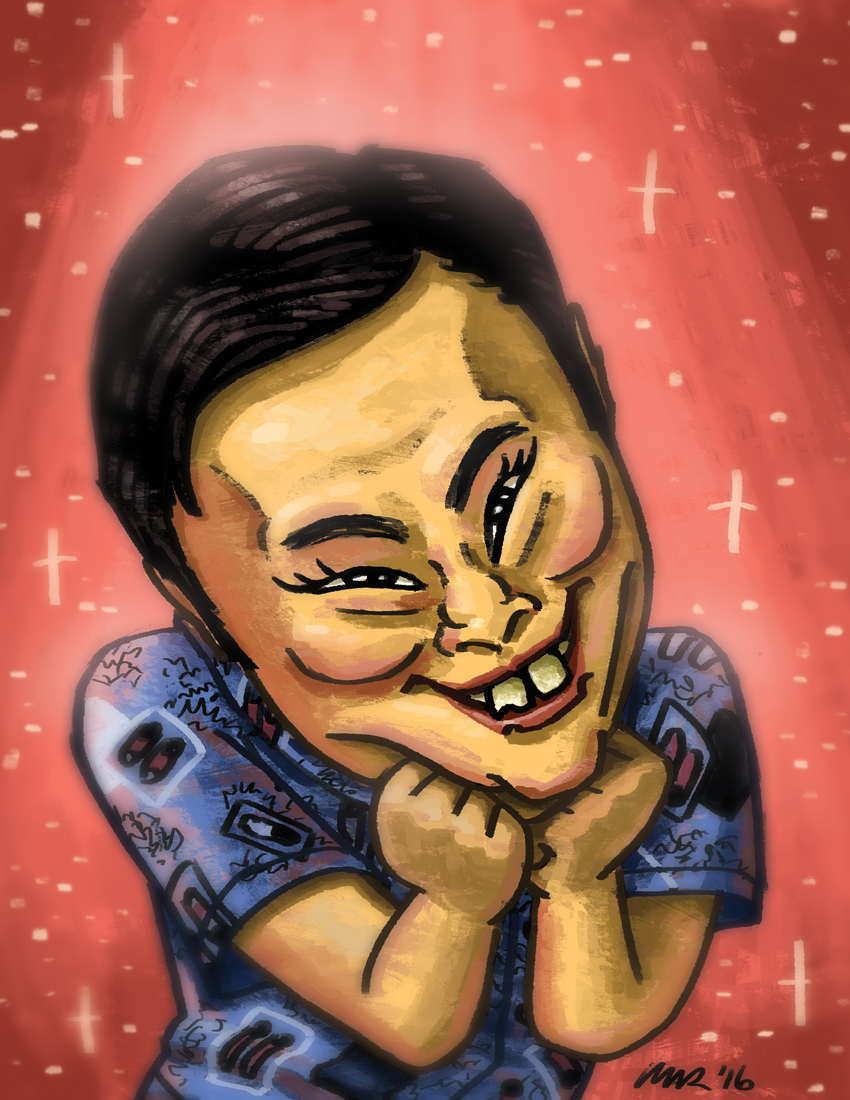 William Hung by gaudog