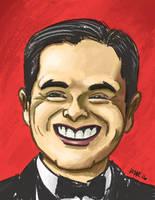 Chow Yun Fat by gaudog