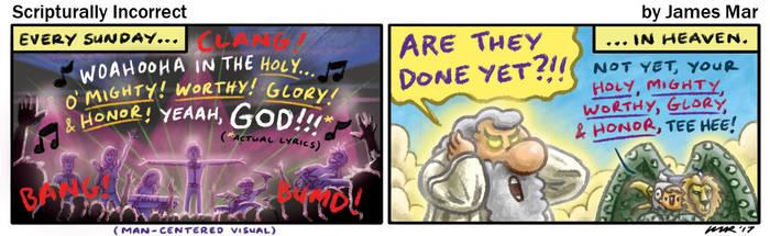 Scripturally Incorrect - Contemporary Worship by gaudog
