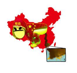 China On Hong Kong