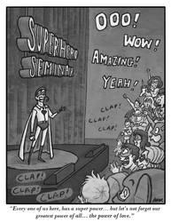 Superhero Seminar