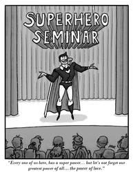 Superhero Seminar 2