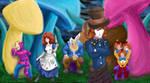 Brave in Wonderland