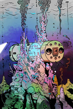 Cosmic bullet - prelude 1: Europa