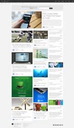 iNexxus Blog Mainpage by L0053R