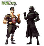 Battlefield Heroes Characters