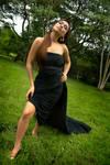 Carre Dark Dress