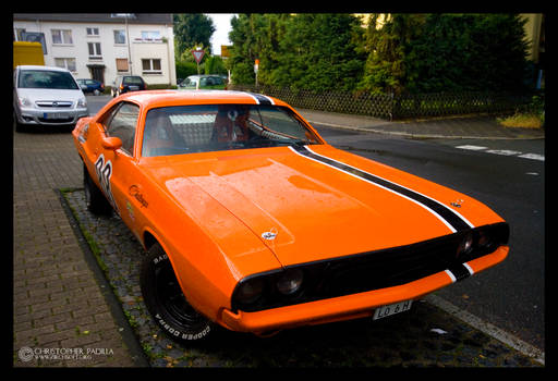 pure muscle car