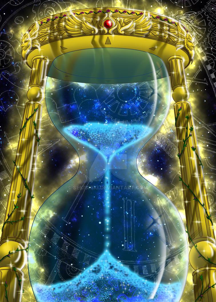 Chronos, the ancient God of Time by Sekishiki on DeviantArt