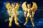 God Lionet - Myth custom VS chara design by Sekishiki