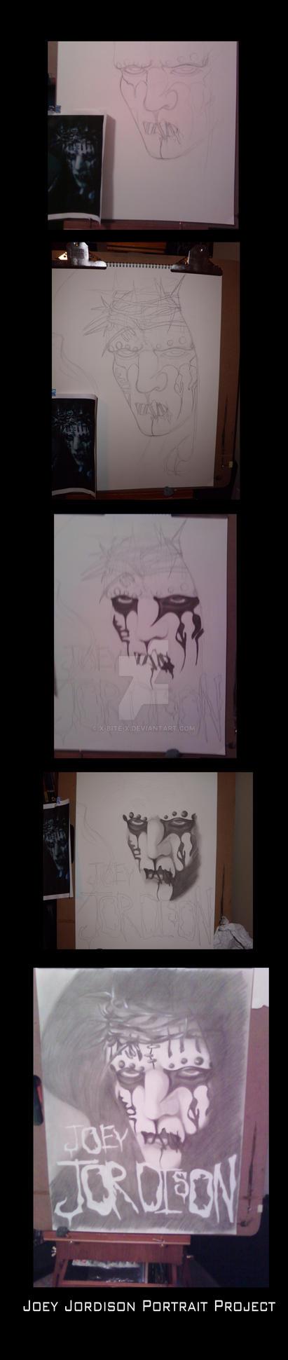 Joey Jordison Progression by x-bite-x