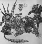 Halo and Predator Dream