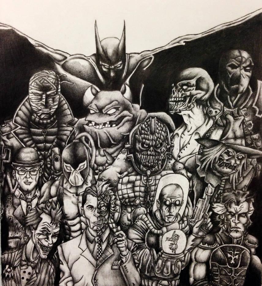 Batman's Rogues
