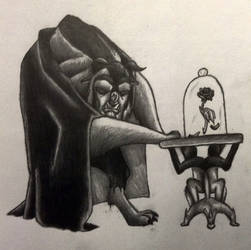 The Beast's Lament