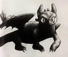 Toothless of Berk