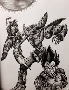 Wrath of Cell